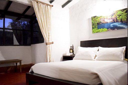 hotel cama doble