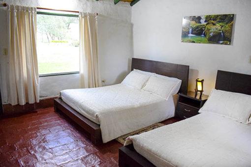 hotel dormitorio