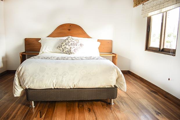 hotel sachica camas