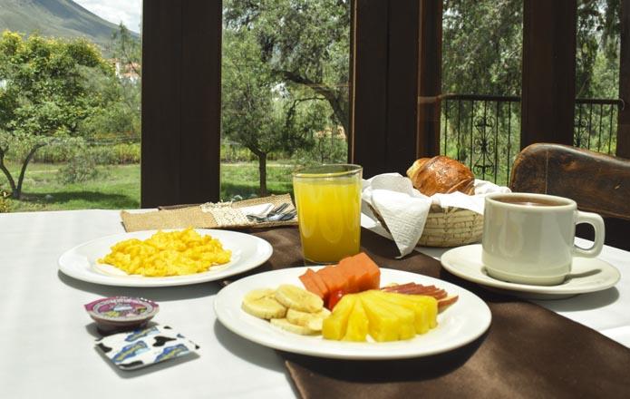 desayuno salon eventos villa leyva